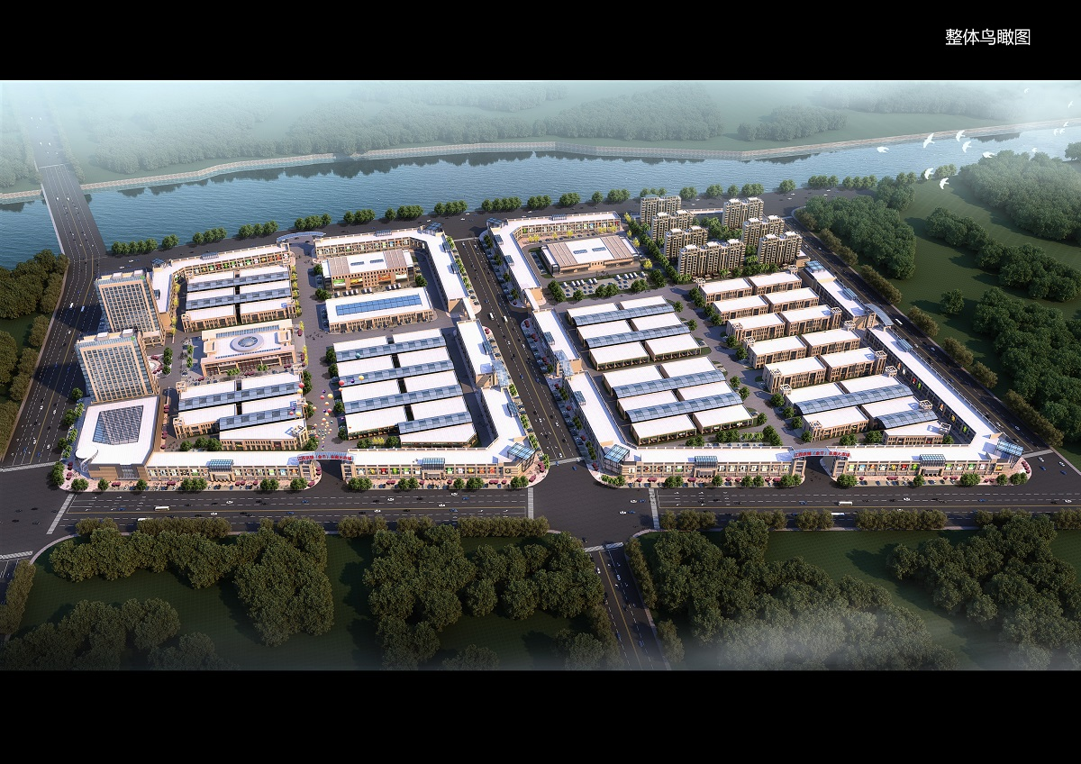 南昌铜锣湾时代广场_建筑设计院-项目案例